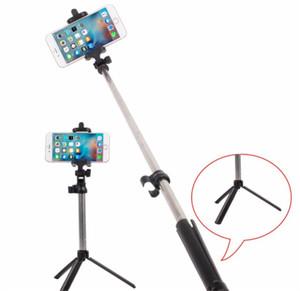 Selfie Stick Stative Bluetooth Timer selfie Einbeinstative Ausziehbare Self Portrait-Stick Fernbedienung für Android Iphone Smartphone
