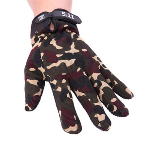 Sports Camo Cycling Gloves Motorcycle Bike Tactical Airsoft Riding Hunting MTB Full Finger Bicycle Gloves for Men Women M-XL
