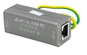 1 PCS Ethernet Сетевая карта RJ45 Surge Protector Устройство Гром Молния перенапряжения Защита