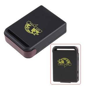 car Vehicle Realtime Mini GPS Tracker For GSM GPRS GPS System Tracking Device TK102