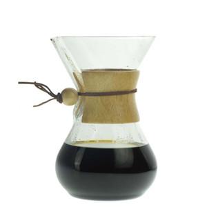Coffee Brewer 3-6 Tazze contate Espresso Coffee Makers Coffee Machine