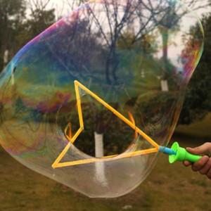 Большой Размер 40 см Открытый Игрушки Длинный Пузырь Пулемет Бар Палочки Без Воды Западная Форма Меча Для Детей Мыло Пузырь Игрушка