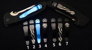 Sy инструменты Zt 0620 0630 нож Tc4 Титана карманный нож клип