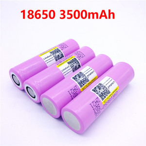 삼성 18650 3500mAh 13A 방전 INR18650 35E INR18650-35E 18650 전지 리튬 이온 3.7V 충전식 배터리 용 liitokala