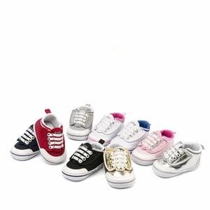 브랜드 Baby First Walkers 신발 유아 캐주얼 Little Wing shoes 레이스 업 스포츠 봄 / 가을 Baby Magic Prewalker Shoes