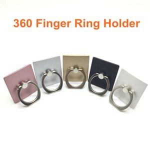 Good Quality&Cheap 360° Metal Ring rotatable anti fall bracket mobile phone Tablet PC metal finger ring buckle bracket stand