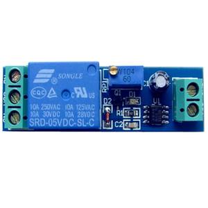 NE555 지연 스위치 지연 릴레이 모듈