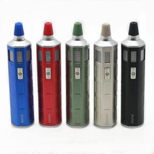 Autentico Ciggo HerbStick O2 Vaporizzatore a base di erbe Kit 2200mAh Batteria 6 Impostazioni di temperatura Vaporizzatore a base di erbe secco Vape Pen Vape enorme