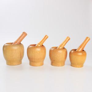 Деревянный сердечник для удаления Multi спецификация чеснок пресс Дробилка досылатель чаша