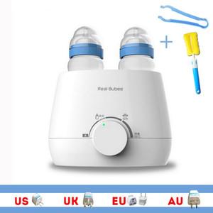 Biberon pour bébé chaud Chauffe Babyfood bouteille universel stérilisant de chaud Marm lait BPA 220 V électrique Chauffe-plat lait