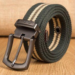 Новые военные пояса на открытом воздухе тактические пояса menwomen высокого качества брезентовые ремни для джинсов мужчин роскошь случайные ремни ceintures