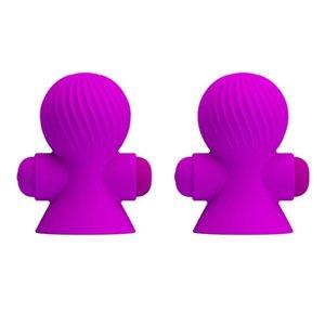 12 Speed Sucker Enlargement Pumps Toys Massager Sex Capeles Stimolatore in giochi per adulti Donne per vibrazioni erotiche seno caonu