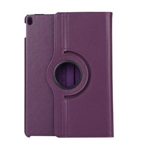 Caso rotación de 360 grados elegante del soporte de cuero de la PU para iPad 4 5 6 de aire de aire 2 ipad Pro 9.7' mini Retina