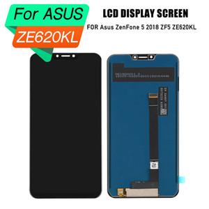 شاشات الكريستال السائل PrepairP لشاشة ASUS Zenfone ZE620KL LCD تعمل باللمس لشركة Asus ZenFone 5 ZF5 2018 ZE620KL