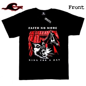 Не Faith No More - King For A Day - Группа T-Shirt