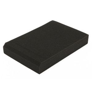 1 Set Sponge Studio Monitor Speaker Acoustic Insulation Foam Insulator Pads 30x20x4.5cm-MUSIC