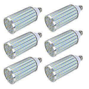 Ultra brillante PCB de aluminio 5730 SMD LED bulbo del maíz 85V-265V 10W 15W 20W 25W 30W 40W 60W 80W Sin parpadeo lámparas LED