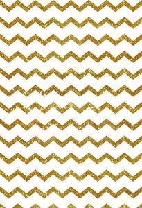 Ouro Lantejoula Chervon Fotografia Backdrops Vinil Digital Impresso Linhas Onduladas Do Bebê Recém-nascido Photo Props Birthday Party Fundos Fotográficos