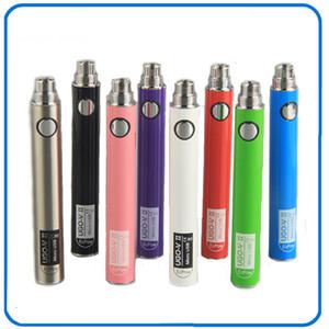 الأصلي UGO V II V-2 650 900MAH EVOD الأنا 510 بطارية مايكرو USB شحن المبخرات e cigs O القلم Vape البطاريات 0270001