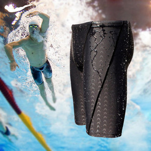 Free Shipping And Hot Sale Shark ,Water Repellent ,Men 'S Long Racing Swimming Swim Trunks Sport Shorts Classic Men Swimwear