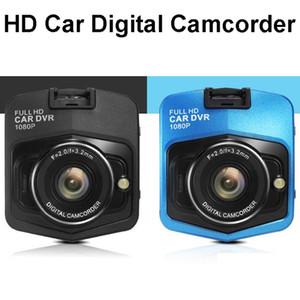 Nuevo Mini Auto Car Dvr Cámara Dvrs HD 1080p Grabadora de estacionamiento Registrador de video G-sensor Visión nocturna Dash Cam