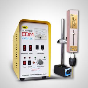 Portable robinet cassé décapant EDM fabricant M2-M50 décapant robinet cassé alésoir petit trou poinçonneuse étincelle électrique portable