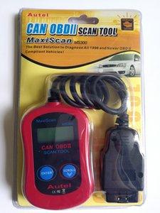 Original MaxiScan® MS300 Codeleser Auto BUS Codeleser Autel MaxiScan MS300 KANN OBDII Automotive Diagnosescanner-Werkzeug