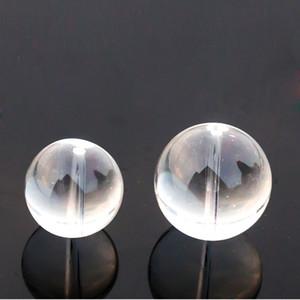 Sombreros al por mayor del casquillo de Carb Bola de cristal campanas de burbujas OD de 25 mm de cristal granos de la bola para Tubos de cuarzo térmica Banger vidrio grueso Agua CB03