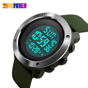 SKMEI SPORT Digital Wristwatches Men Sports Watches Chrono Water Shock Resistant LED Watch Relogio Masculino Clocks Wholesale 1267
