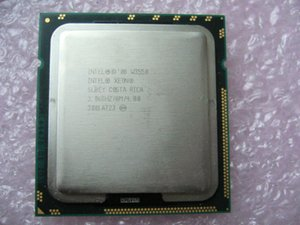 QTY 1x INTEL Quad-Cores CPU W3550 3.06GHZ 8MB 4.8GT s QPI LGA1366 SLBEY