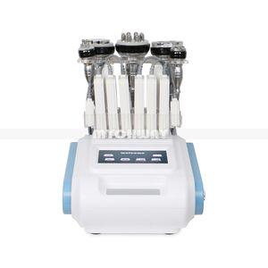 Latest Style Portable Bipolar RF Face Lifting Vacuum Cavitation 650nm Laser 160mw Weight Loss Slimming Machine