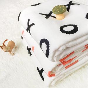 Pure cotton baby bath towel five layer newborn children cover blanket muslin blanket wrap air conditioning blanket towel