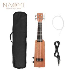 NAOMI Electric ukulele 21