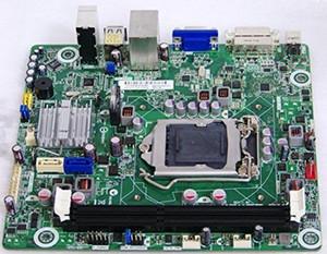 Spedizione gratuita CHUANGYISU per scheda madre ITX originale 661846-001 IPXSB-DM s1155, H61 Mini-ITX 17 * 19 cm, lavoro perfetto