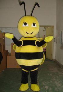 Можно мыть с водой высокого качества EVA Материал Пчелка Mascot костюмы мультфильм Apparel WS340