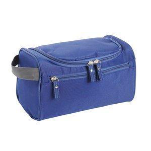 Travelsky Travel Bag Agrandir le maquillage Chaud Nouveaux Femmes Sac Organisateur Portable Hommes Cosmétiques Suspèrieurs Susproof Horsfer Toilette lavage HVKMH