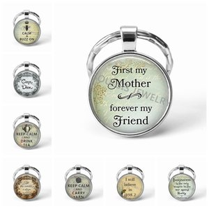 Fashion For Mother,Forever Key Day My Keychain Mother's Mother's Jewelry Gift My Mom Day Fob Gift Key Chain First Friend Gwsfh