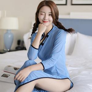 горячие продажи сексуальные кружева babydoll белье школьница синий равномерное cheongsam сексуальные костюмы косплей студент равномерное lenceria женщины