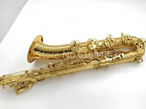 Nouvelle arrivée YANAGISAWA B-901 Saxophone Baryton Laiton Tube VERNI Surface Sax Marque Instruments Avec Embouchure Livraison gratuite