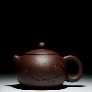 Cinese di Yixing Zisha, fatto a mano materiale ceramico Tea Pot con confezione regalo, regalo di festa Tea Lover