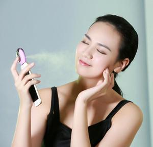 NUEVO HOT Nano Facial Sauna Steamer Handy Mister USB Mini Nebulizer Hydration Sprayer PARA IPHONE 6 6 PLUS ALL PHONE