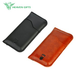 100% Original Dustproof Leather Cover for Suorin Air Healthy material Electronic cigarette Spare Parts Leather Cover