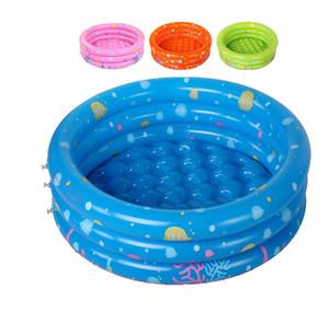 80cm Piscine Gonflable Bébé Piscina Portable En Plein Air Enfants Bassin Baignoire enfants piscine bébé piscine jeu d'eau 4 Couleurs