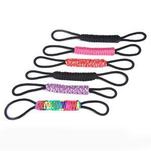 7 개의 색깔 20 oz 30 oz 공이 치기 용수철 컵 손잡이 Handmade 손잡이를위한 Handmade 컵 손잡이 Paracord