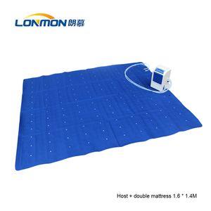Novo design de poupança de energia de água de refrigeração colchão pad com ventilador de ar condicionado qualidade superior 160 cm x 70 cm almofada de dormir colchão de tatami