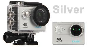 "Original EKEN H9 H9R 2.4G Remote Control Ultra HD 4K Action Camera WiFi 2.0"" 170D Underwater Waterproof Helmet Sport cam Mini DV"