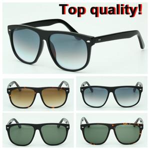 Art und Weise Sonnenbrille Unisex G15 Glaslinsen Sonnenbrille Mann Freund Modell Frau Geschenk Elegante Sonnenbrillen Weibliche Shades Originalverpackung