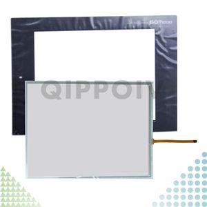 GT1275 GT1275-VNBA GT1275-VNBA-C Neue HMI-SPS-Touchscreen-Panel Touchscreen und Front-Etikett