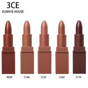 3CE Eunhye CASA Barra de labios mate de maquillaje de labios Brillo de labios a prueba de agua terciopelo Lápiz labial de uso diario Regalo de la muchacha
