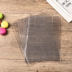 Para bolsas de paquetes / nuevas bolsas transparentes transparentes Bolsas Bolsas / Open Opp OPP Bag Poly Plastic GGMRI